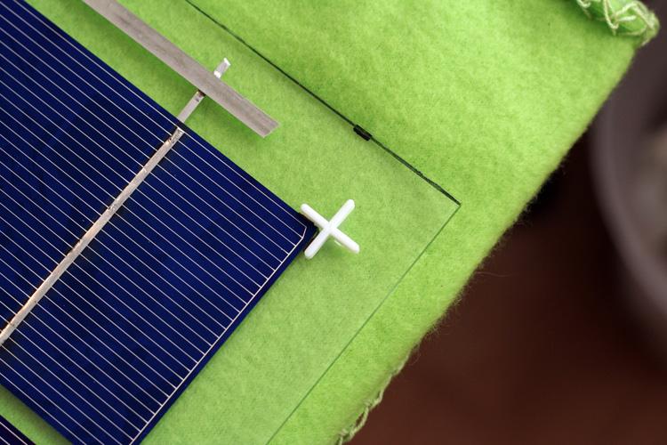 Vymezení vůle pro fotovoltaické články