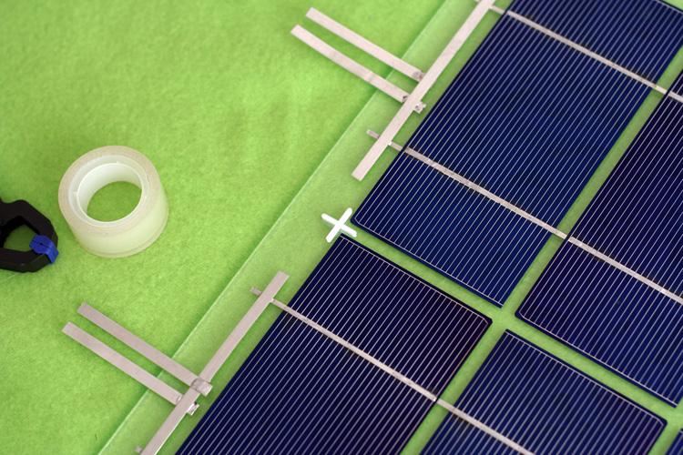 Vymezení vůle pro fotovoltaické články - u vývodů