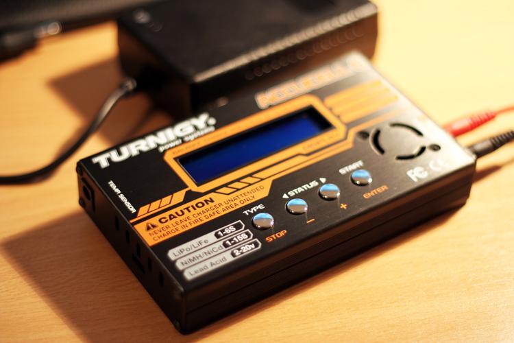 nabíječka Turnigy Accucel-6 50W 6A